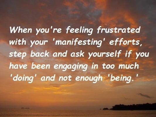 Feelings of attraction