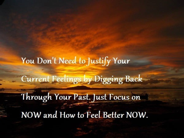 Law of Attraction: Is Your Past Messing with Your Present?